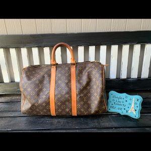 Louis Vuitton Keepall45